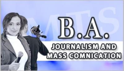 BA JOURNALISM ADMISSION