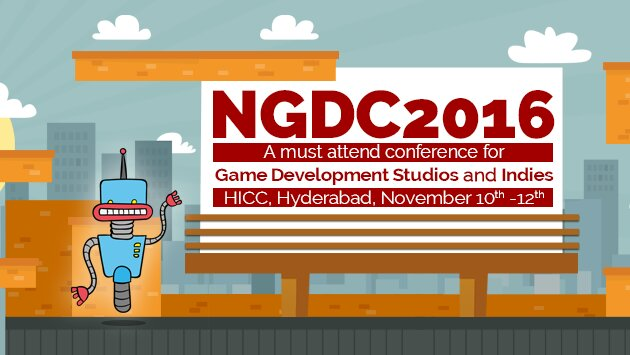 NASSCOM Game Developer Conference 2016 - Explara