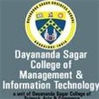 DAYANANDA SAGAR COLLEGE OF MANAGEMENT & INFORMATION TECHNOLOGY