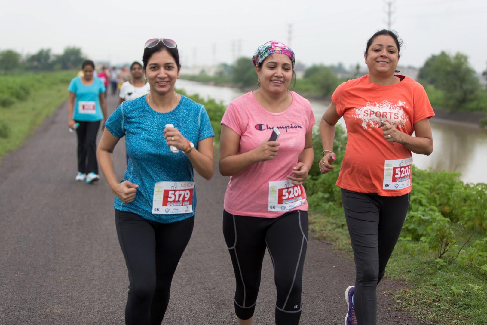 LetsRun Raipur Marathon 2016