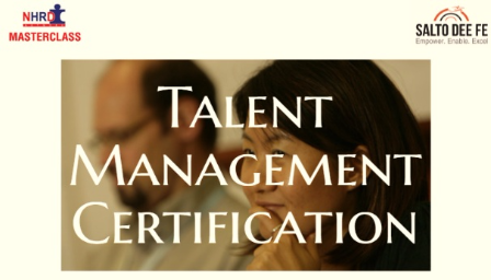 Book Talent Management Certification Program | Mumbai -19th