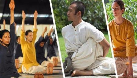 Sadhguru Isha Hatha Yoga Yoga Power Yoga Meditation Surya Kriya Asanas Fitness Vinyasa Surya Namaskar Isha Yoga Vinyasa