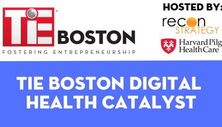 Book Digital Health Catalyst tickets, Wellesley | TiE