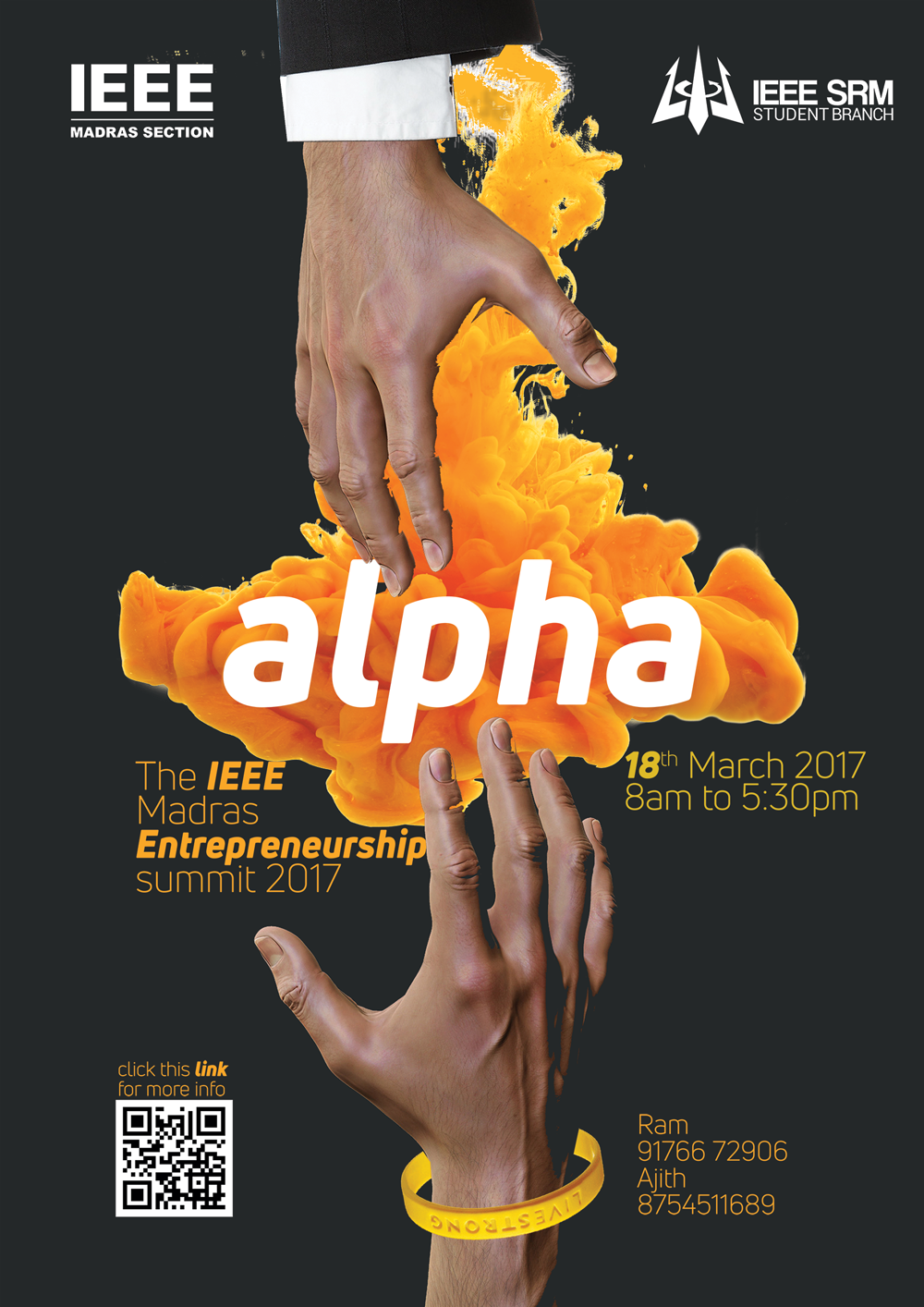 Alpha - The IEEE Madras Entrepreneurship Summit 2017 - Explara