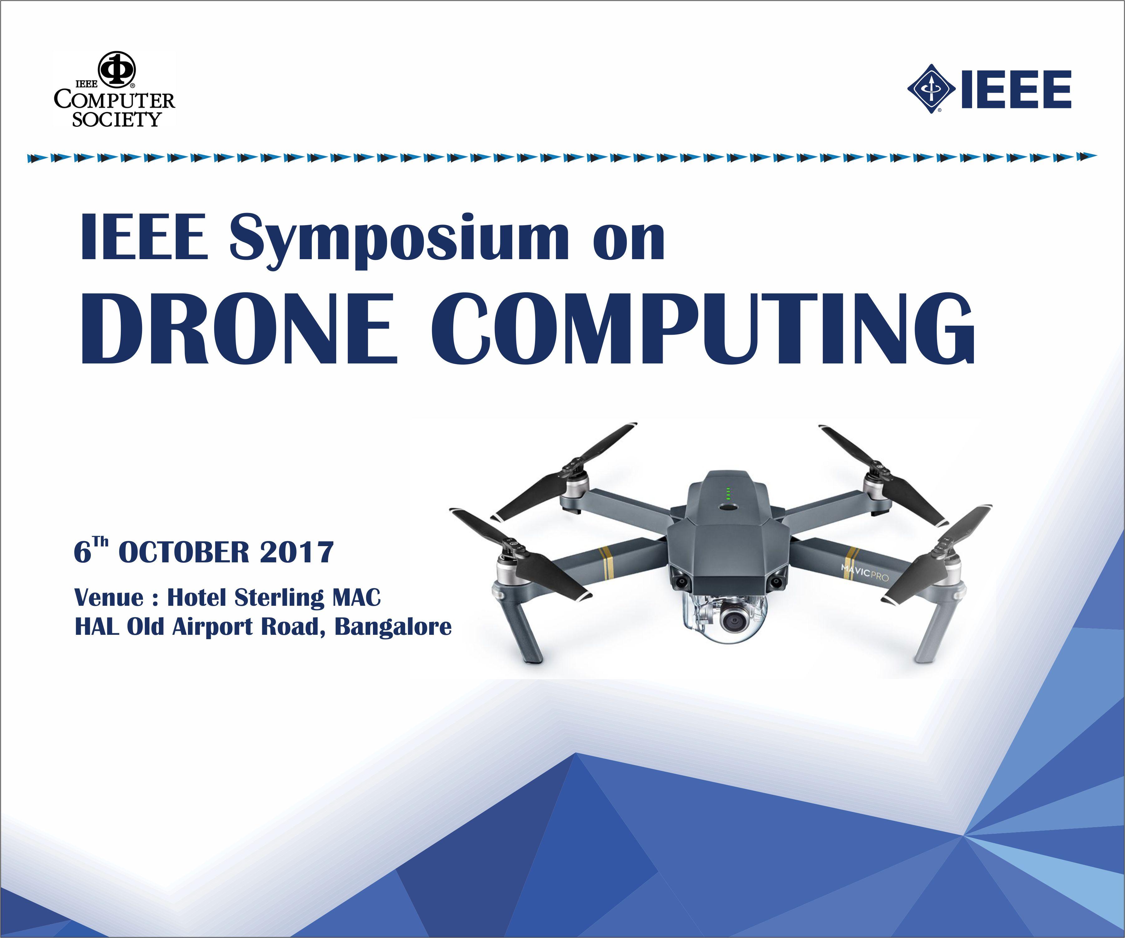 IEEE Symposium on Drone Computing 2017 - Explara