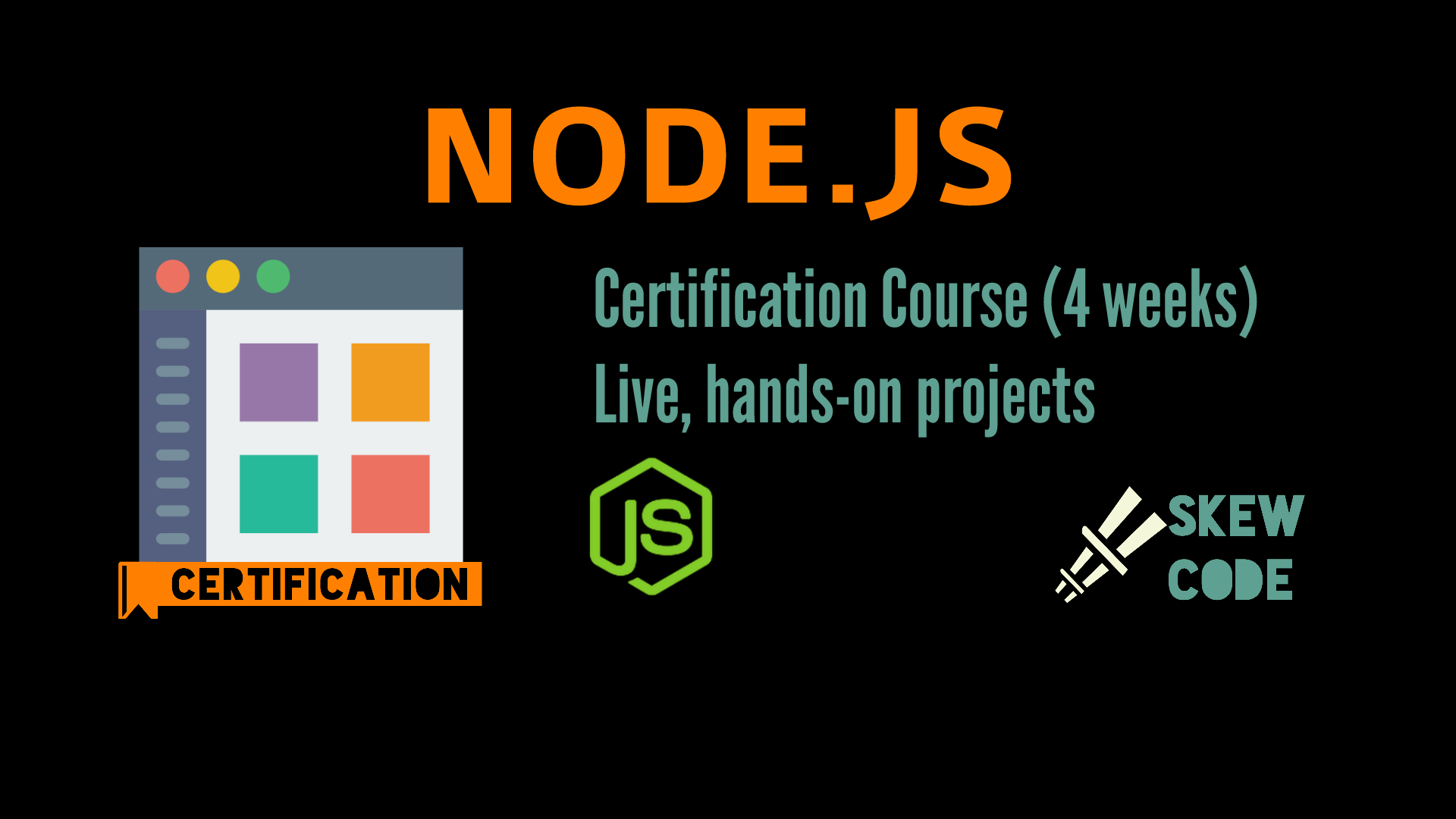 Book certification course in nodejs 4 weeks tickets bengaluru httpscdnexplarapublicv100 xflitez Image collections