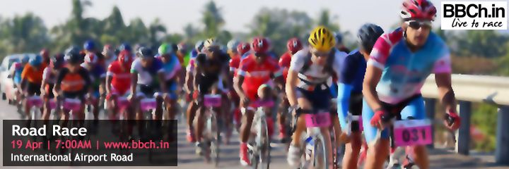 BBCh 15 TARMAC Race #3:  100Km Road Race  | 19-Mar-2015 - Explara