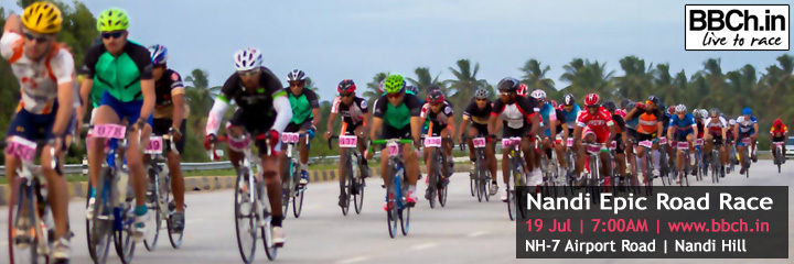 BBCh15 Race #06 - Nandi Epic Road Race | 19-July-2015 - Explara