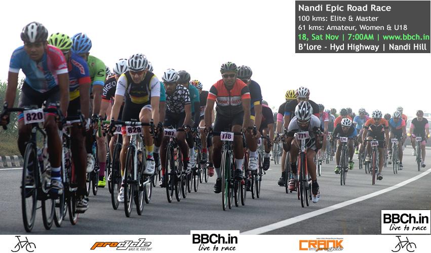 BBCh17 Race #10 | Nandi Epic Road Race| 18-NOV-2017 - Explara