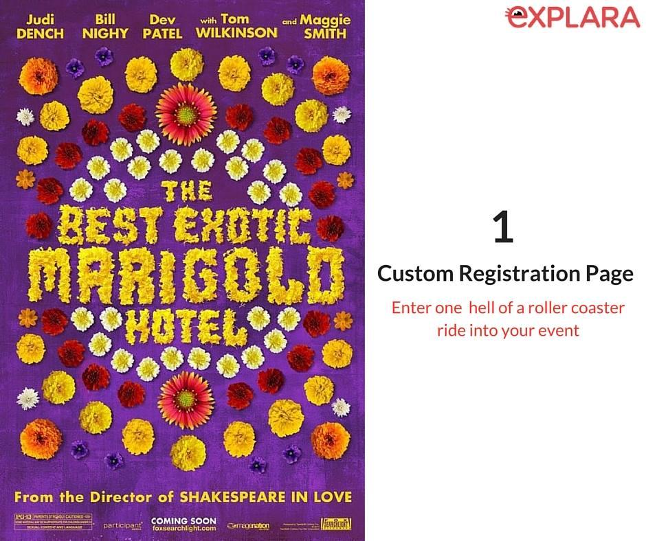Custom Registration Page