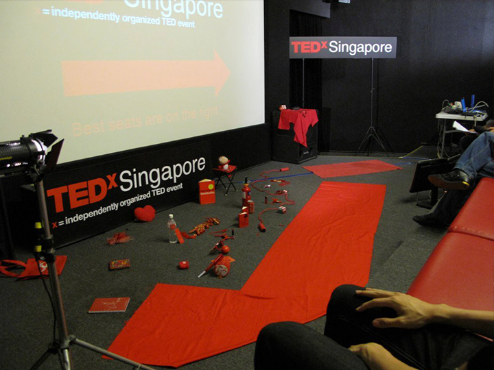 10 Brilliant Tedx Stages How Your Event Stage Design