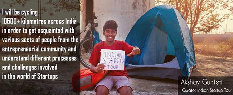 Indian Startup Tour