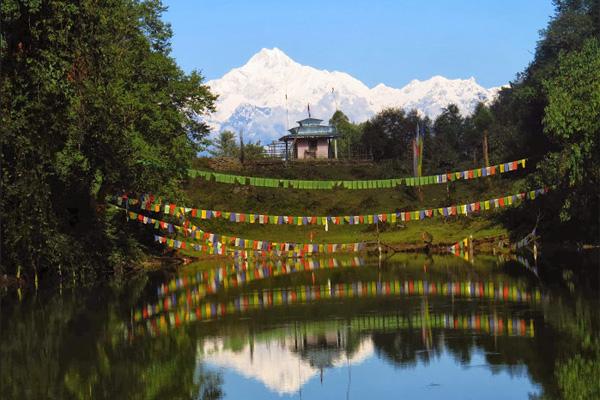 Trekking in East India