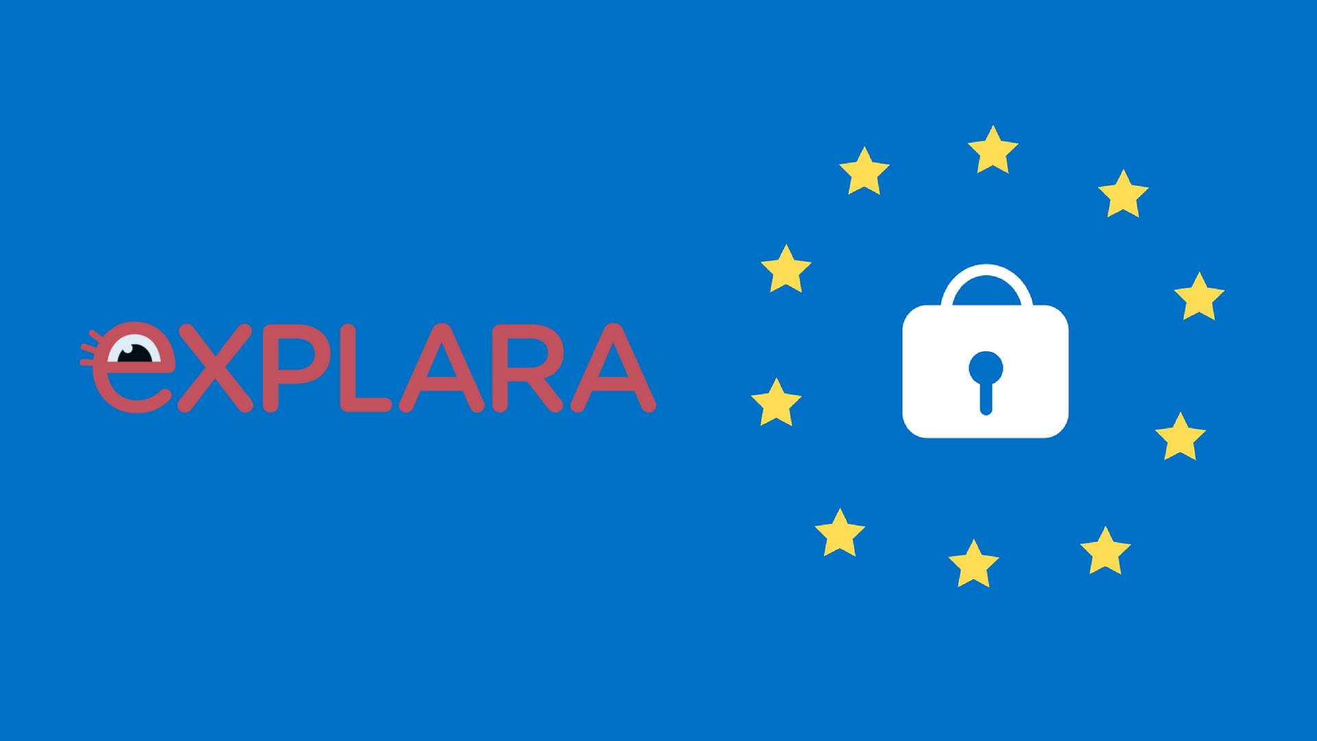 EXPLARA & GDPR