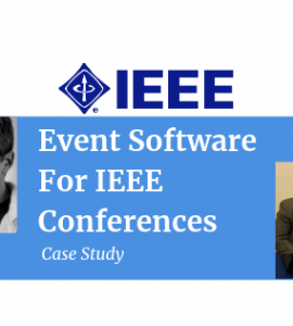 Event Management Software for IEEE Conferences