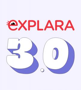 Explara Launches 3.0