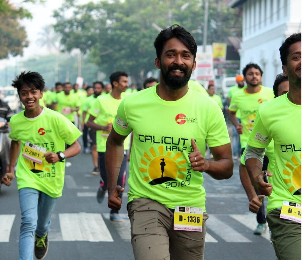 Calicut Marathon 2018