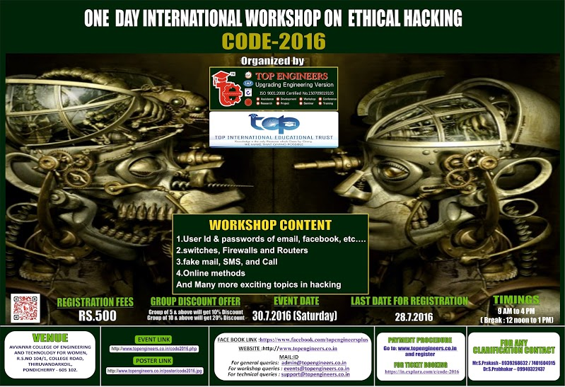 Book WORKSHOP TOPIC ONE DAY INTERNATIONAL WORKSHOP ON ETHICAL