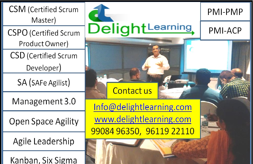 Book Csd Certified Scrum Developer Dec 16 17 18 Chennai Tickets