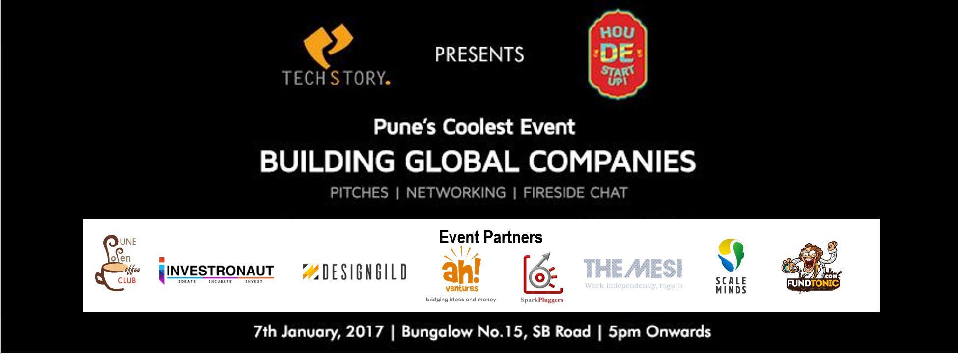 Hou De Startup - Pune's Coolest Startup Event ! - Explara