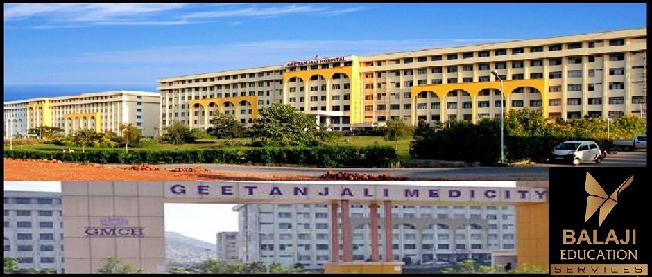 Direct Admission In Geetanjali Medical College Udaipur