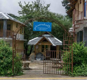 Ghoomakad - Hospitality Partner