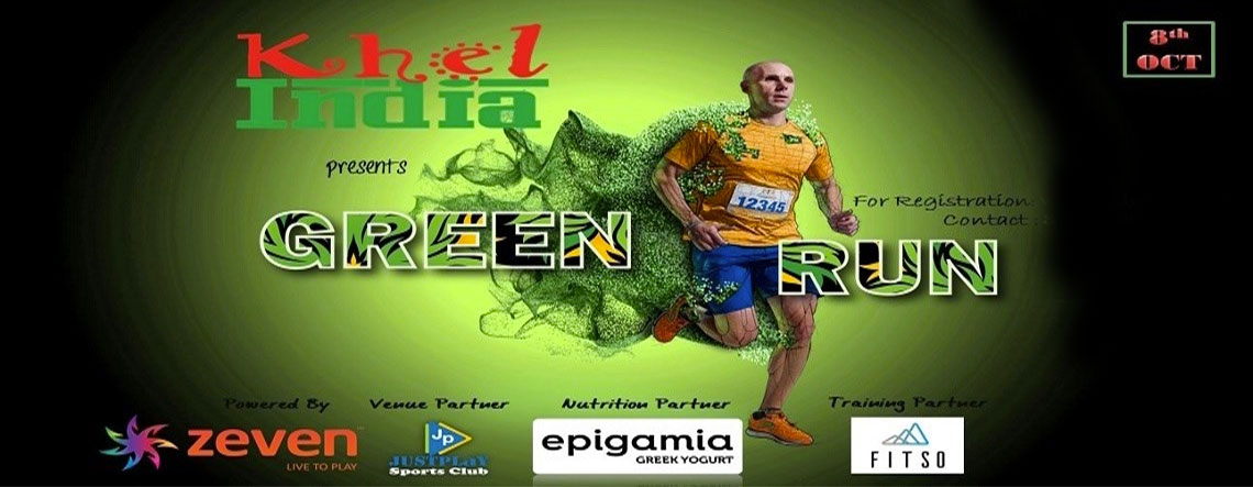 GREEN RUN – October - Explara