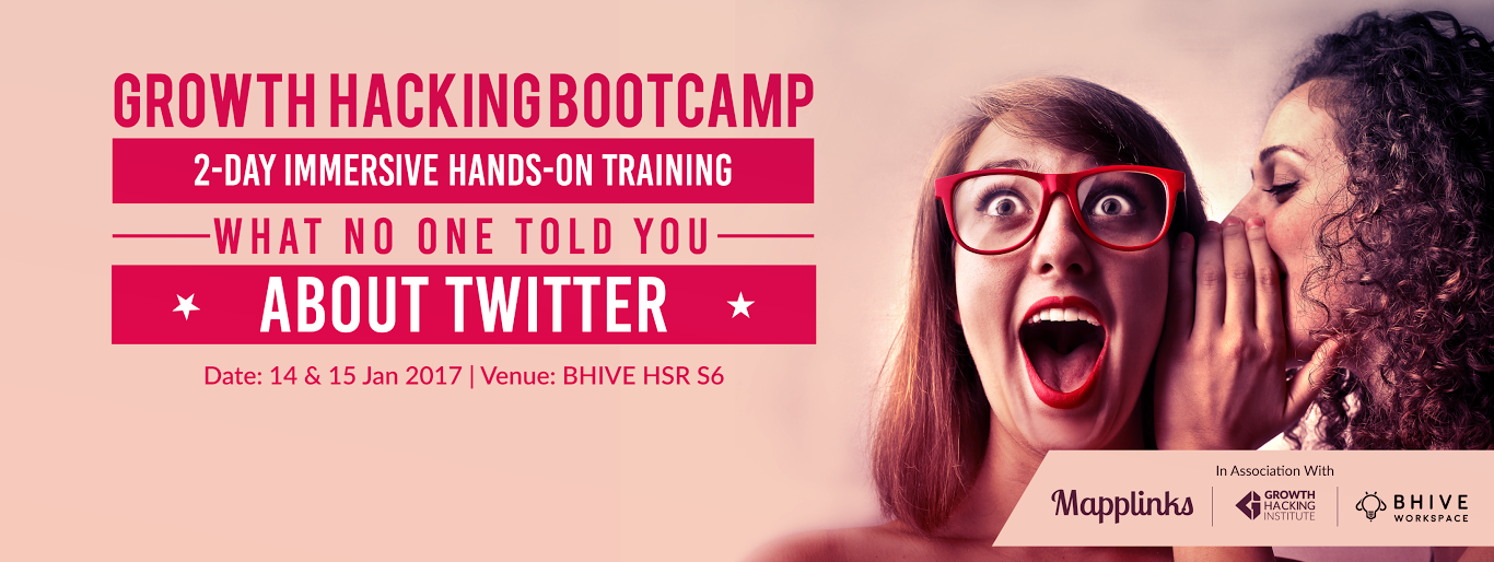 Growth Hacking Twitter Bootcamp