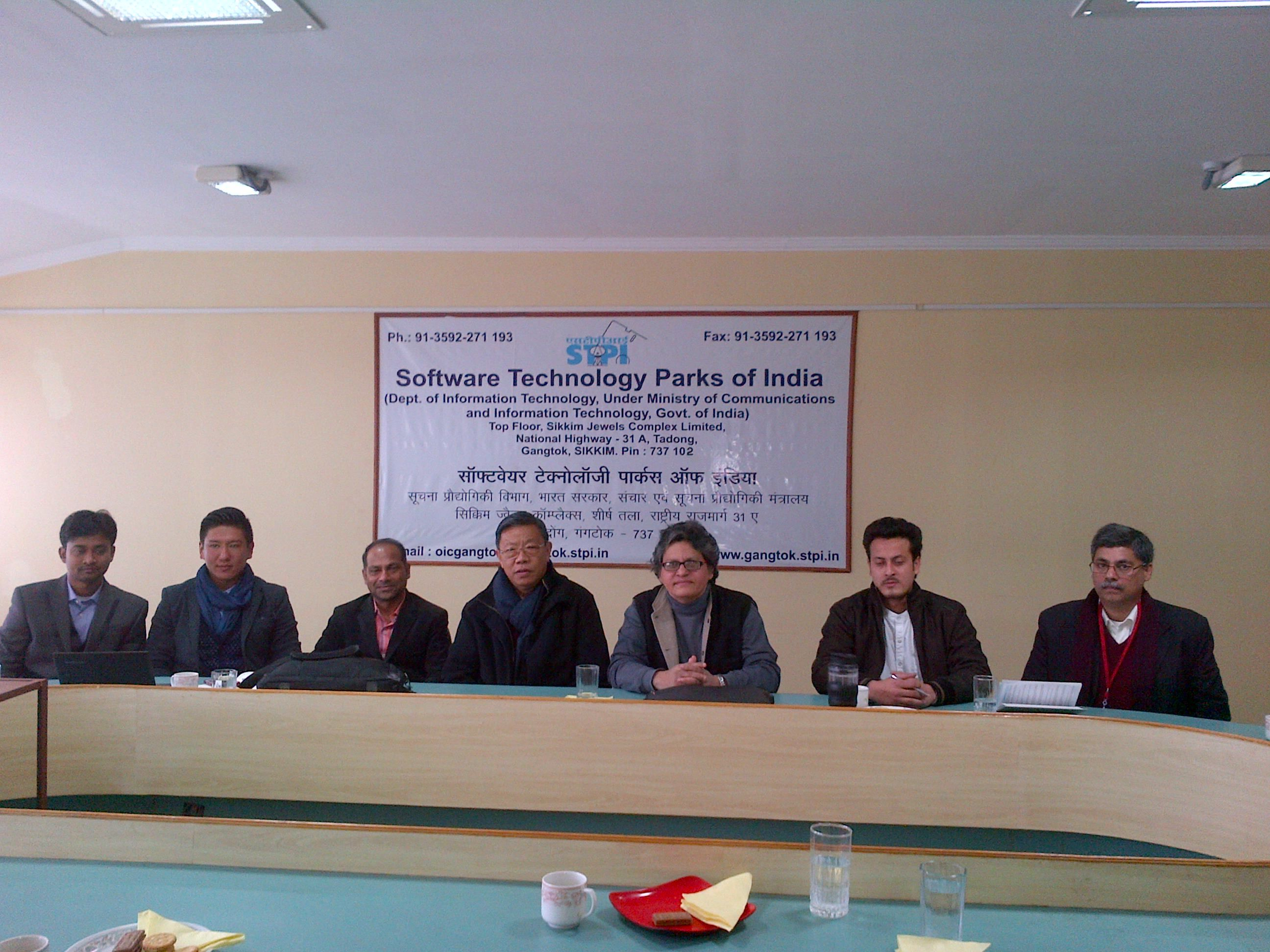 TotalStart Sikkim Startup Boot Camp 2015 - 4th & 5th Workshop Session at Jorethang & Gangtok, Sikkim