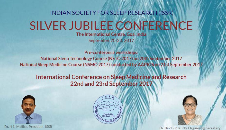 International Conference on Sleep Medicine and Research - Indian Delegates - Explara