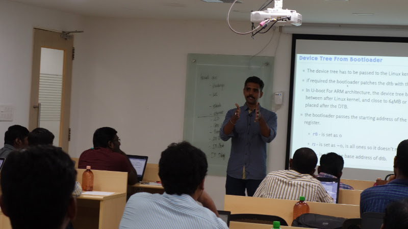 Embedded Linux Device Interfacing, Workshop