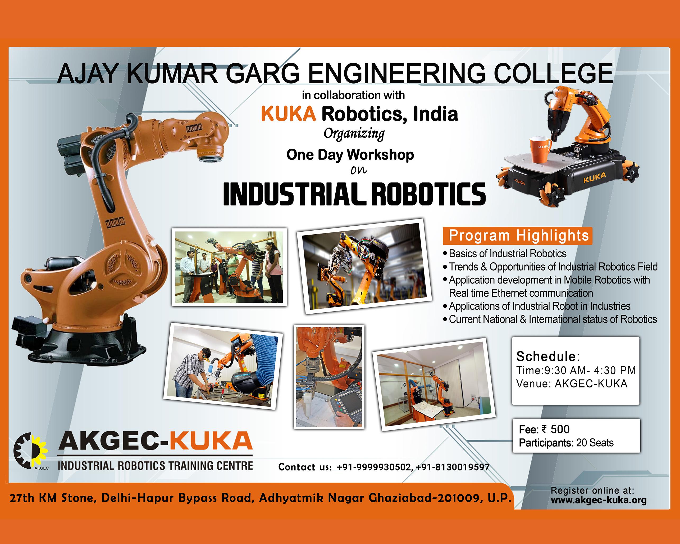 Industrial Robotics Industrial Training Industrial Robotics Training