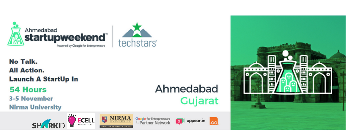 Book Startup Weekend Ahmedabad tickets, Ahmedabad | Explara com