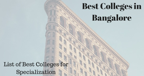 Top Architecture colleges in bangalore