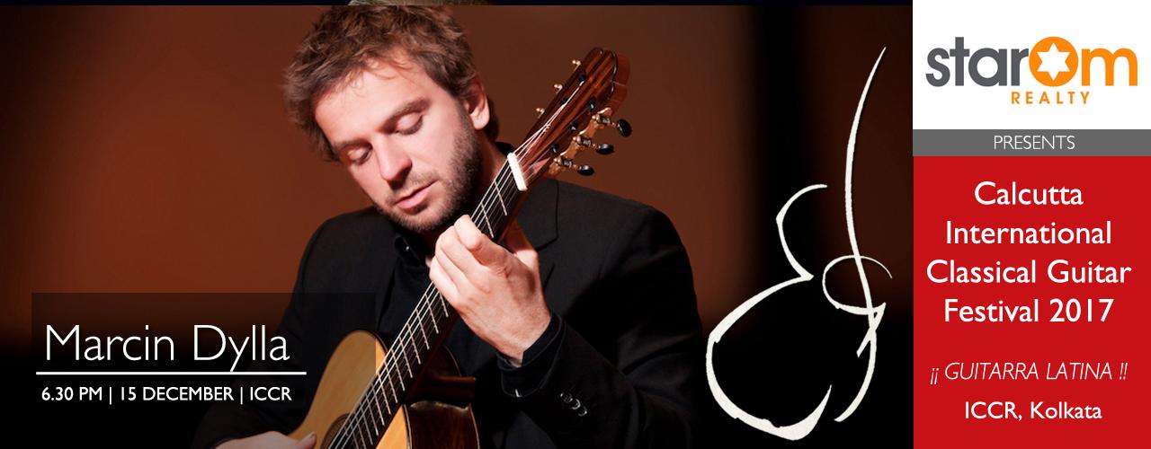 Marcin Dylla: Calcutta International Classical Guitar Festival 2017 - Explara