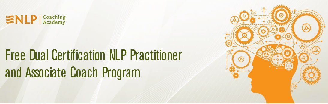 Book Free Dual Certification NLP Practitioner And ...