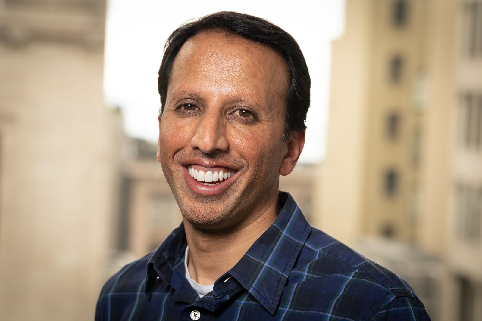 Founder - Nikesh Parekh , Suplari
