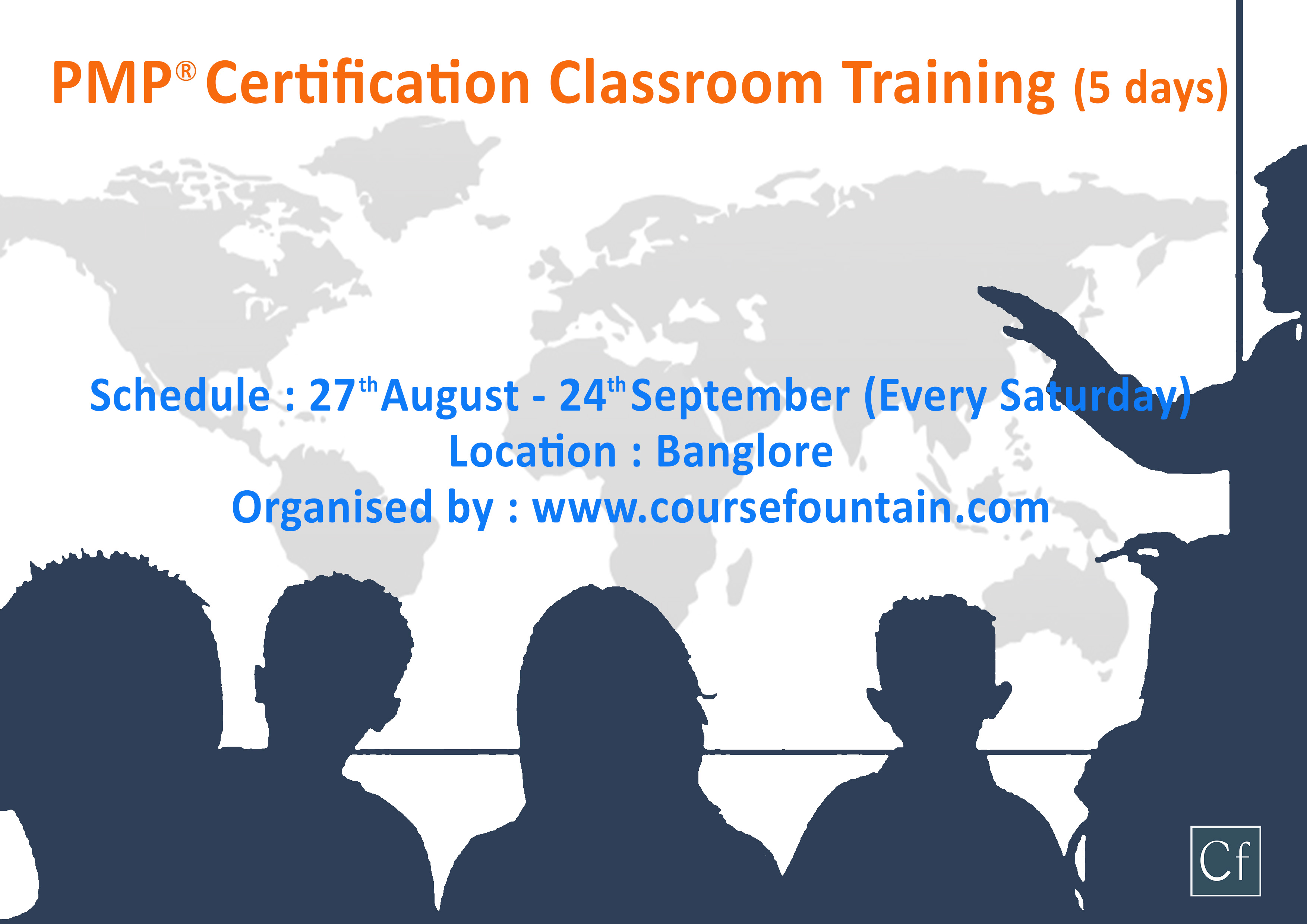 Book 5 Day Classroom Training For Pmp Certification Exam Tickets