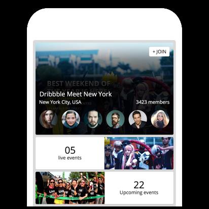 Explara_Groups-Branded Mobile App