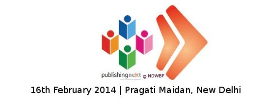 Publishing Next at the New Delhi World Book Fair
