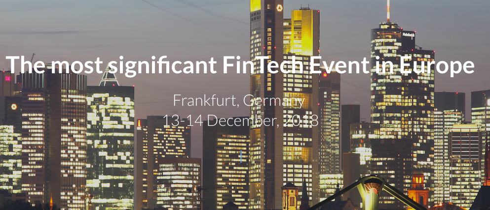 Monex Europe 13 - 14 Dec 2018 (Frankfurt, Germany)