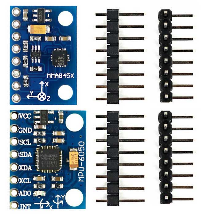 SparkFun Triple Axis Accelerometer and Gyro Breakout